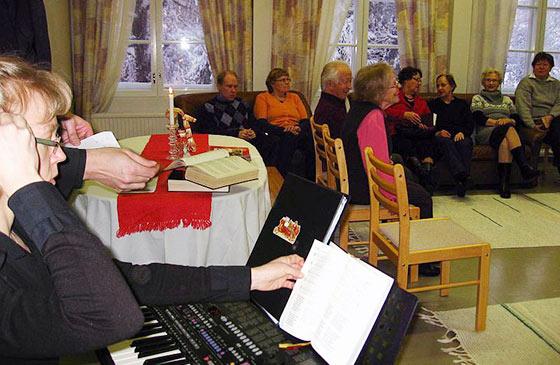 Laulava Joulu 2010