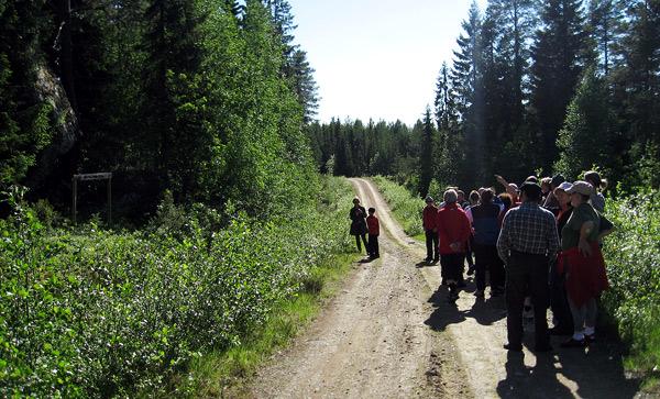 Kyläkävely 2012