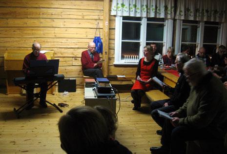 Kauneimmat Joululaulut 2012