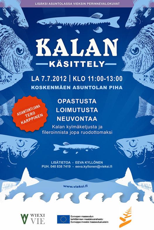 Kalankäsittely 2012