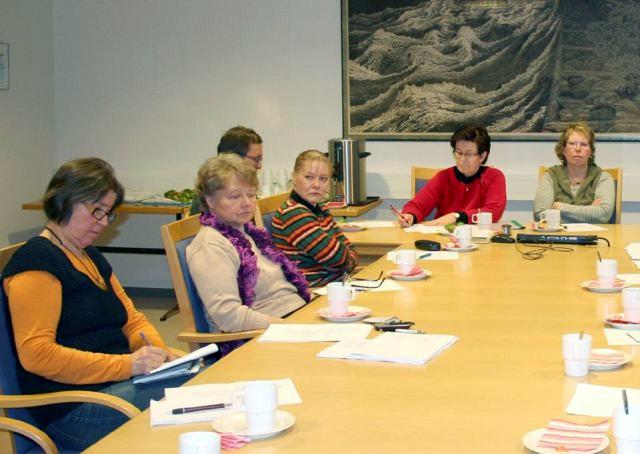 Kylät tiiviimpään yhteistyöhön 2012
