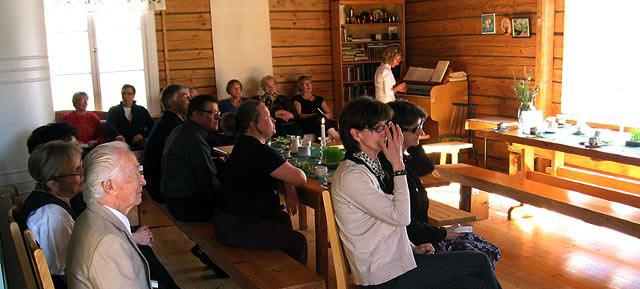 Pääsiäiskirkko 2011