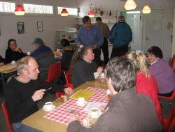 Kyläyhdistyksen vuosikokous 2008