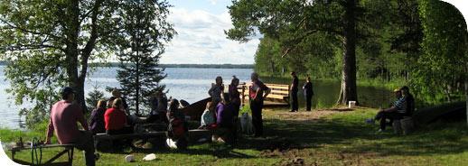 Vuosangankylän uimaranta